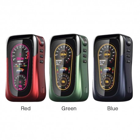 REV GTS 230 TC Box MOD