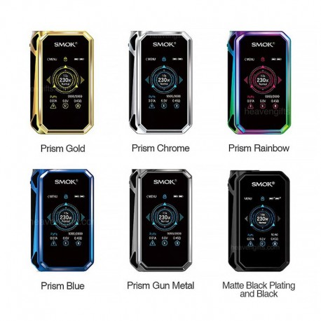 230W G-PRIV 2 Touch Screen TC Box MOD