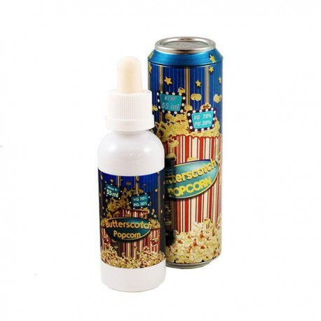 Mohawk & Co. Fizzy - Butterscotch Popcorn