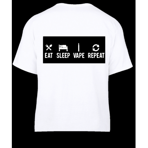 Eat, Sleep, Vape, Repeat