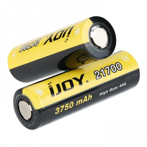 3750mAh IJOY 21700 High Drain Rechargeable Battery
