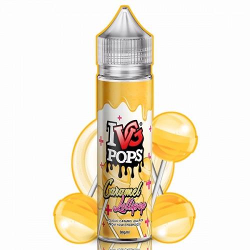 IVG Caramel Lollipop