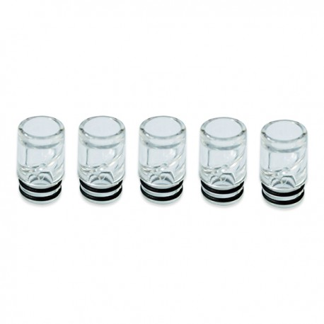 Spiral Mouthpiece for eGo AIO