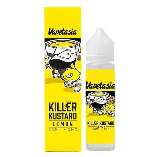 Vapetasia - killer kustrad 60 ml