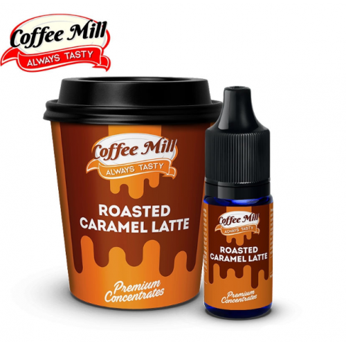 Roasted Caramel Latte -  Aroma - Coffee Mill