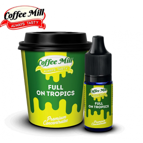 Full on Tropics -  Aroma - Coffee Mill