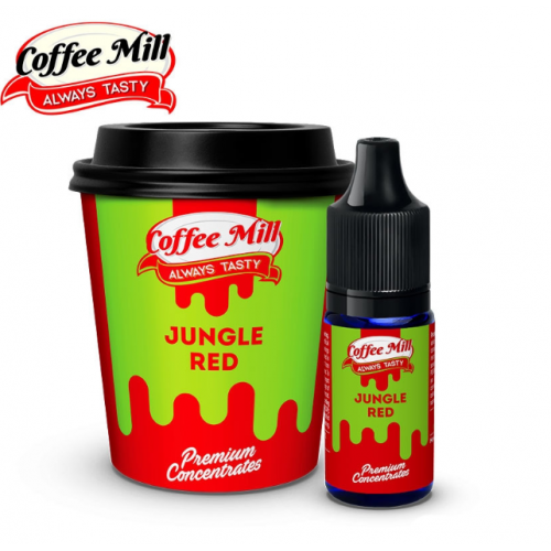 Jungle Red -  Aroma - Coffee Mill