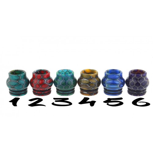 AOLVAPE Resin 810 Drip Tip