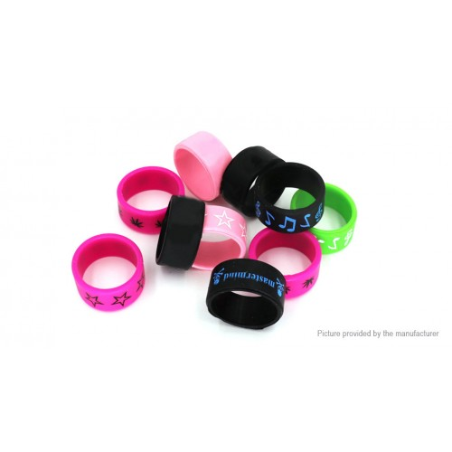 Vape Bands - Silicone Anti-slip Ring