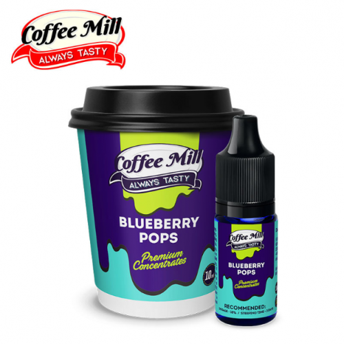 Blueberry Pops -  Aroma - Coffee Mill