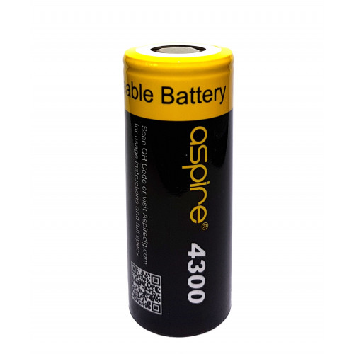INR 26650 4300mAh High-drain Battery