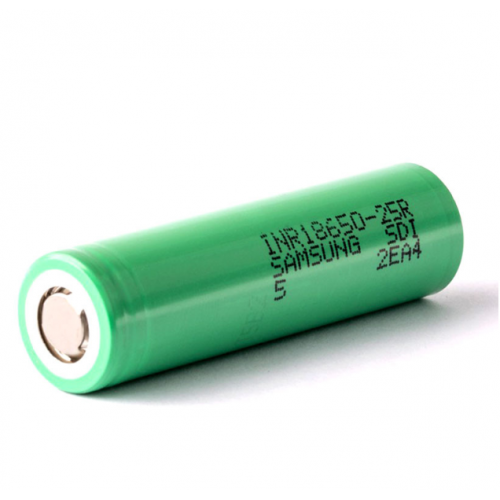 Samsung INR18650-25R High-Drain Battery
