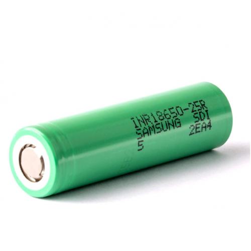 Samsung INR18650-25R High-Drain Battery