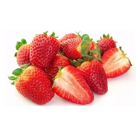 Jordbær evæske