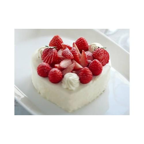 Jordbær Vanilla Ice evæske